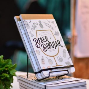 Beber y dibujar libro j