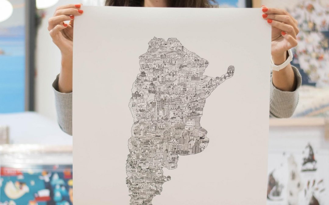 Argentina a Mano – Mappin CL
