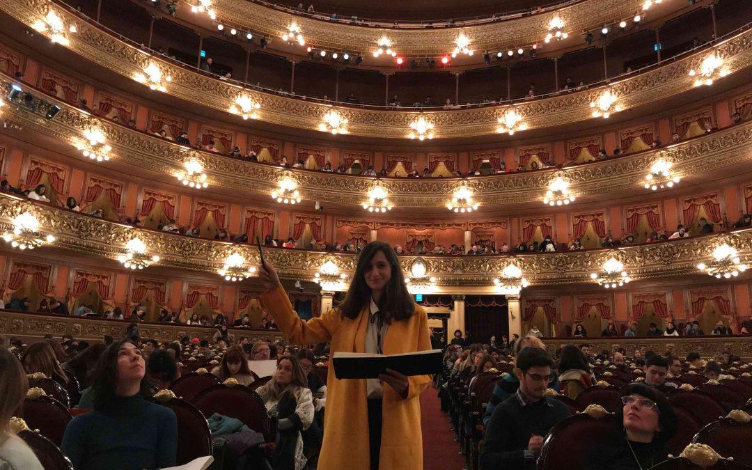 Jam de Dibujo en el Teatro Colón