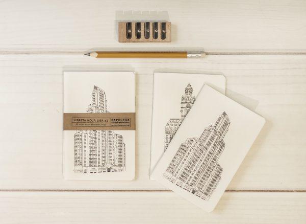 libretas kavanagh barolo buenos aires edificios cuaderno josefina jolly
