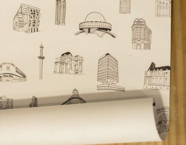 papel edificios libretas kavanagh barolo buenos aires edificios cuaderno josefina jolly planetario torres