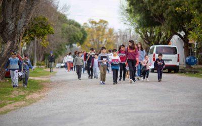 Cacería de Dibujos en Conchillas, Uruguay