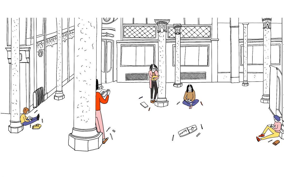 Dibujos del Molino – Edición Primavera